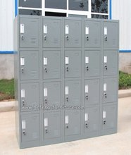 China Supplier Metal 20 Door Locker With Legs JF-5B4A In Morocco
