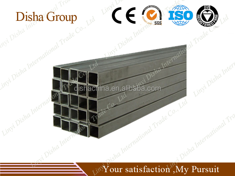 scaffold tube size/69 tube size/square steel pipe