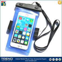 371pcs in stock now trend comm pvc waterproof phone bag for smart phone