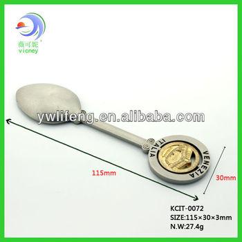 Souvenir Metal Spoon