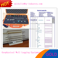2014 New Product NR Logging and Natural Gamma Ray Logging Tool (JGS-1B)