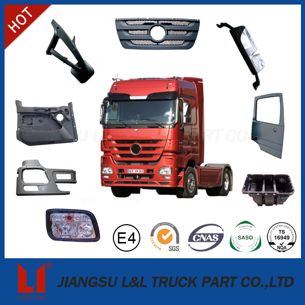 Truck body parts cheap truck spare parts for mercedes benz cab/actros/axor/atego