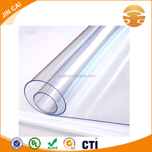High Transparent Soft Flexible PVC Film For Package