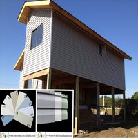 Bending of lap 8 & 10 inch lowes cheap pvc vinyl siding wall paneling