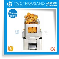 2016 CE Automatic Type Fresh Squeezed Orange Juice Machine