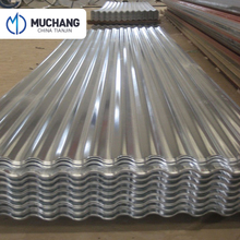 Original factory zinc coated metal roofing /corrugated GI steel sheet