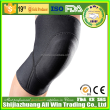 AWI-C14 Padded Lifting knee support Straps Wholesale knee sleeve