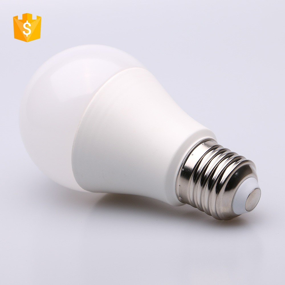Latest design 6/ 8/9/11W E27 250V A60 led light bulb RoHS/CE dimmable lamp