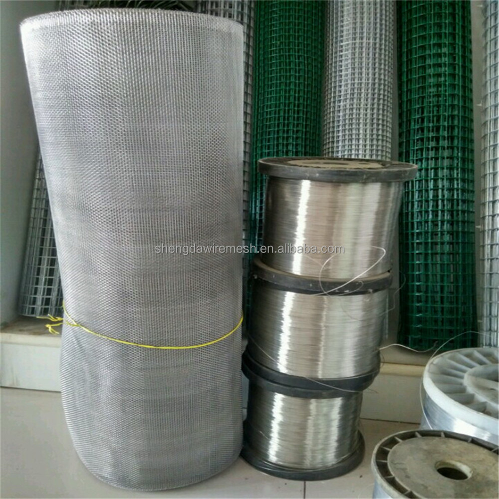 Asia market most popular product aluminum wire netting as insect barrier