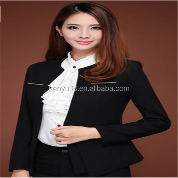 2015 elgant women's work suits,fashion clothing for OL,One button uniform