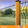 Garden gate hot-dipped galvanized iron wire mesh welded fence boundary wall