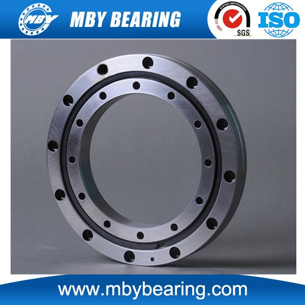 Inner And Outer Ring Integrated With Mounting Holes High Rigidity XRSU series Crossed Roller Bearing XRSU398 XSU080398