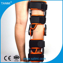 Adjustable xxxl size knee brace orthopedic