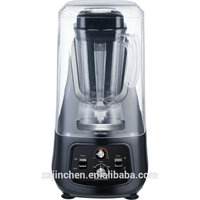 Commercial Blender With Sound Proof Cover