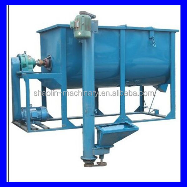 high uniformity animal pet fodder mixing machine/ animal feed making line with best service