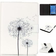 "Wallet stand flip leather case pouch bag for Samsung Tablet 7"" , Credit card case for iPad Tablet 7"""
