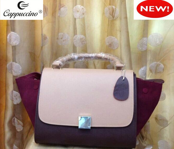 High end 100% authentic designer Fashion style genuine leather bags from China wholesale