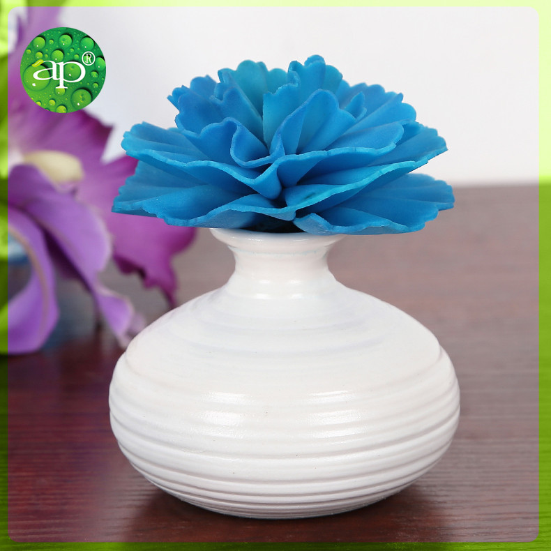 Ceramic bottle AP130ml Aroma flower Reed diffuser