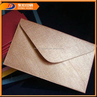 Lovely Writing Paper And Envelopes Sets,Gold Postal Envelope