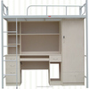 Double Bed Design Furniture Metal Bunk