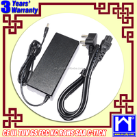electric bike charger 12v 7a power adapter for self skateboard