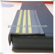 PVC Stair Edging Protector,Plastic Stair Nose