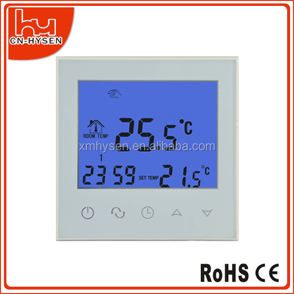Pantalla t ctil termostato digital mejor termostato - Mejor sistema de calefaccion ...