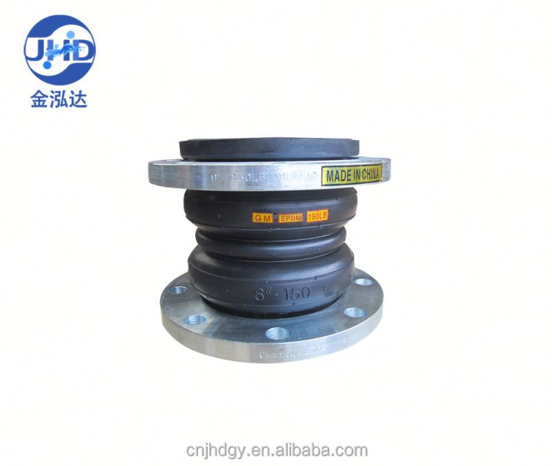 Factory custom High performance single ball rubber expansion joint wholesale