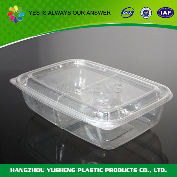 2015 customized shape box with clear lid