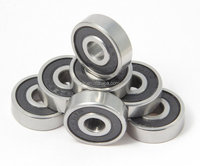 linqing XIR ABEC1 deep groove ball bearings 625-2RS