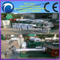 high efficiency and low price plastic granules production line