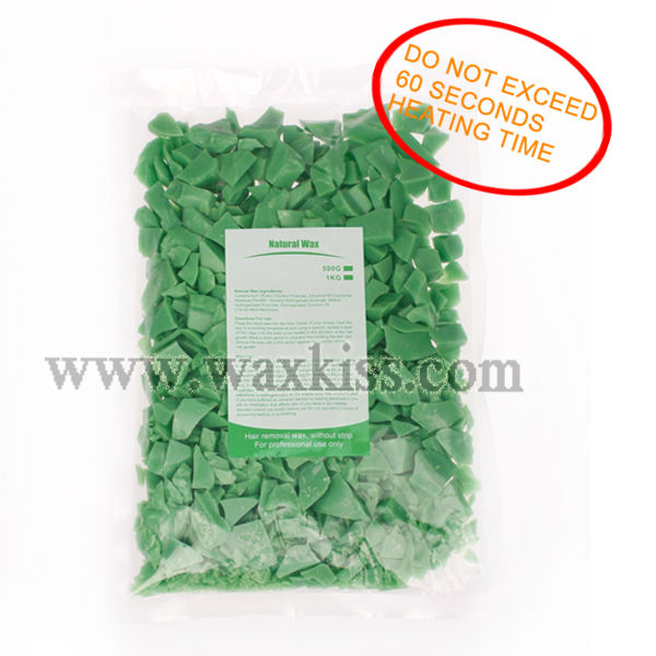 herbal hard wax for hair removal, good for skin