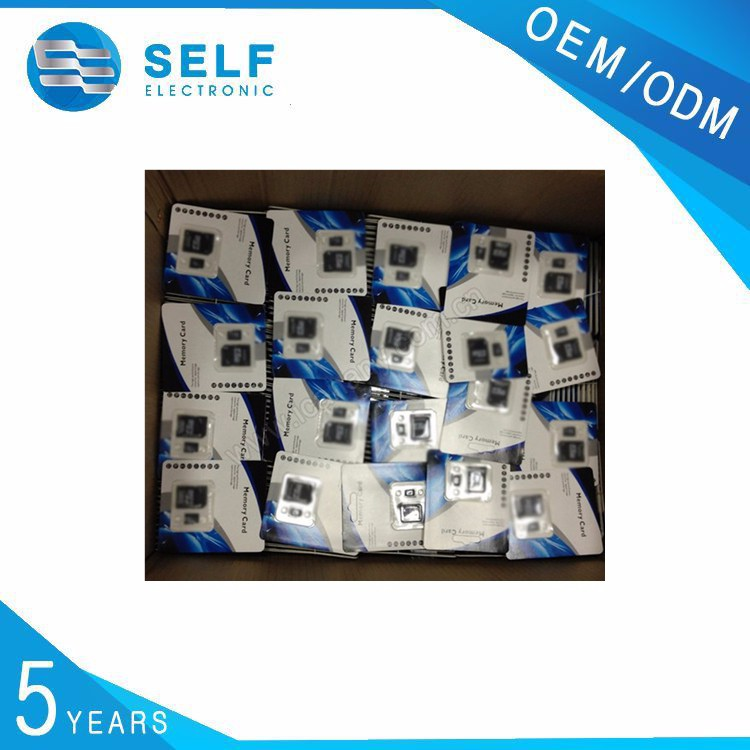 OEM high speed black sd micro card 32gb 64gb 128GB class 10 for sandisk memory card class 10