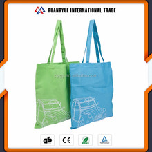 Guangyue China Cheap Goods Wholesale Recycled White Organic Cotton Bag For Packing