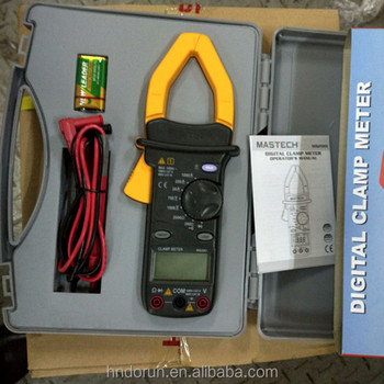 Mastech Ms2001 Digital Clamp AC and DC Meter
