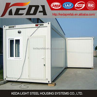 Low Cost Flat Pack Container House