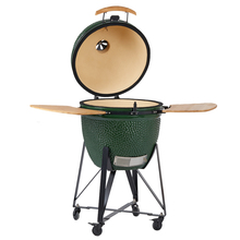 TOPQ large coconut shell charcoal bbq grill