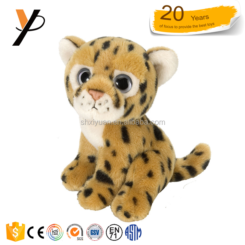 Kids preferred stuffed jungle animal toy plush stuffed toy