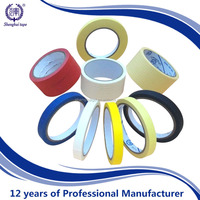 Decorative Masking Tape /Heat-Resistant High Temperature Paper For Car Painting
