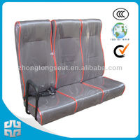 Shandong Design chair ZTZY3030 School bus seat /minibus seat