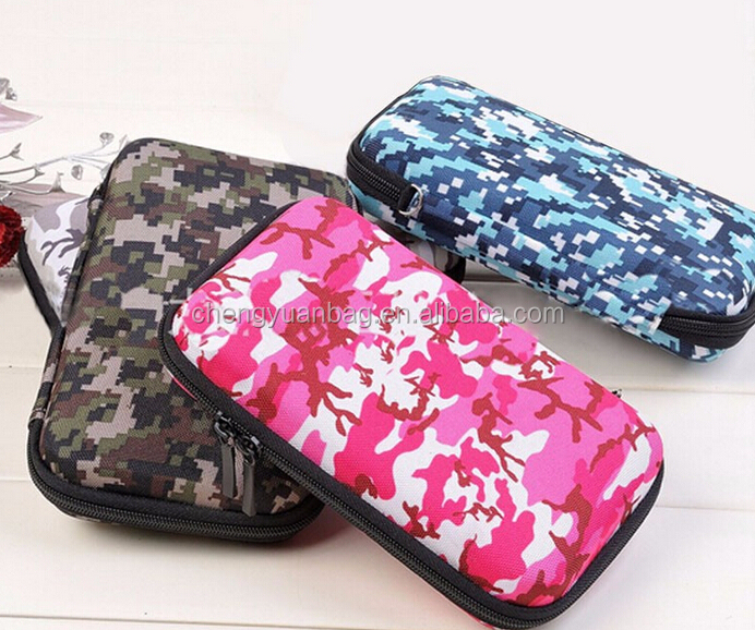 EVA hard case Power Bank for mobile phone for camera and MP3 plaeyr powerbank charger