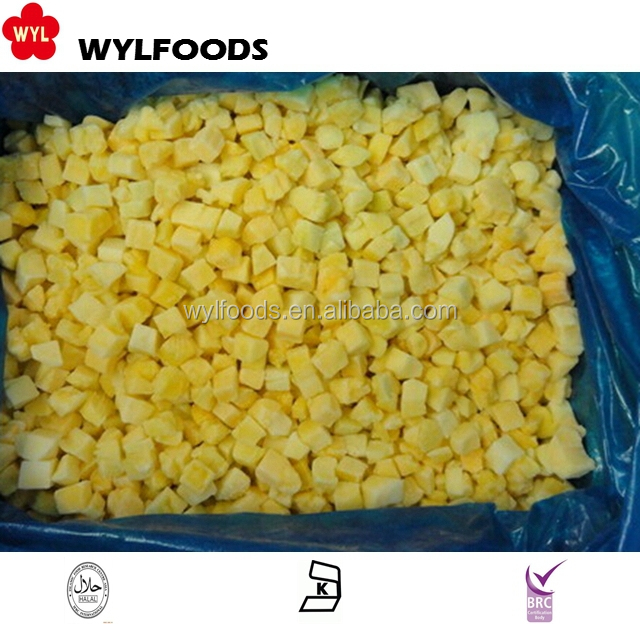 china price hot sales frozen mango dices