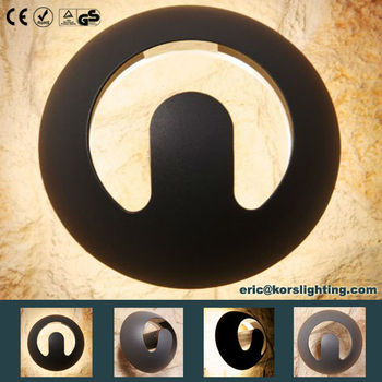 IP65 die cast aluminum led outdoor wall light