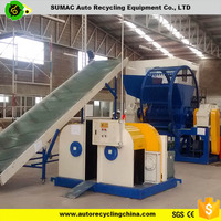 Waste Tyre Recycling For Rubber Powder