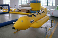 Best sale 3 Passengers Water Sports Surfing Banana Boat
