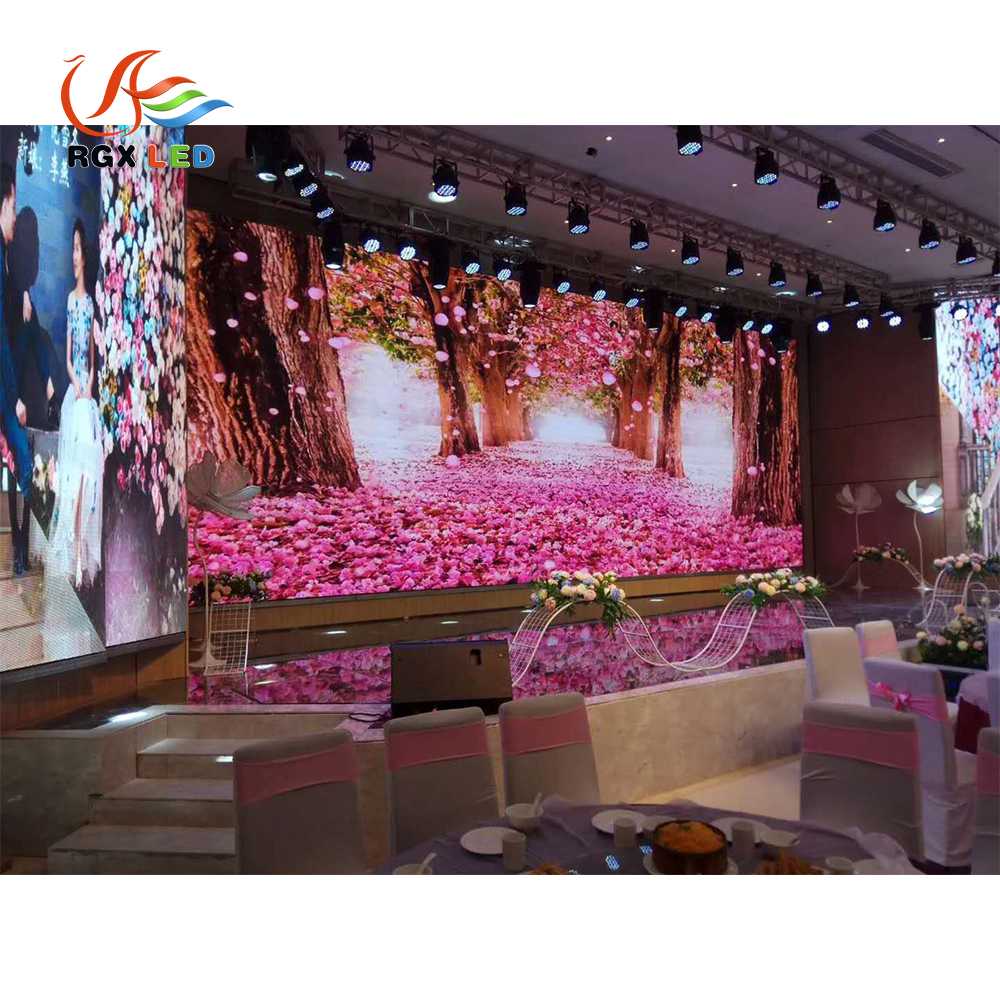 Superior Service P481mm Stage Display Rental Big Led <strong>Screen</strong> P2 P25 P3 P4 P5 P6 Led Modules Wedding Stage Backdrop Led Display