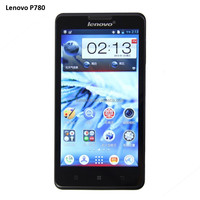 Lenovo P780 Speed Version 5.0 inch Gorilla Class android Mobile phones MTK6589 Quad Core 4000mAh battery 8.0MP cellphone