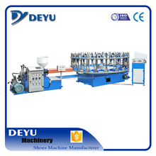 SALE Best Performance Creative Design Single color Rotary PVC shoe injection molding machine