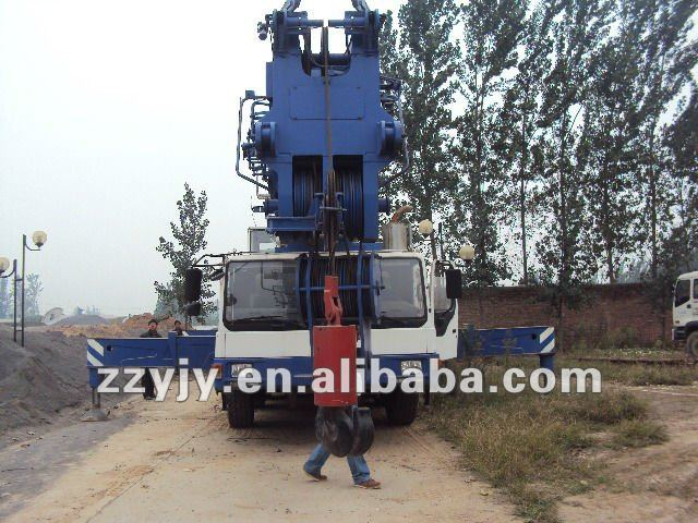used service truck cranes, used tower cranes for sale