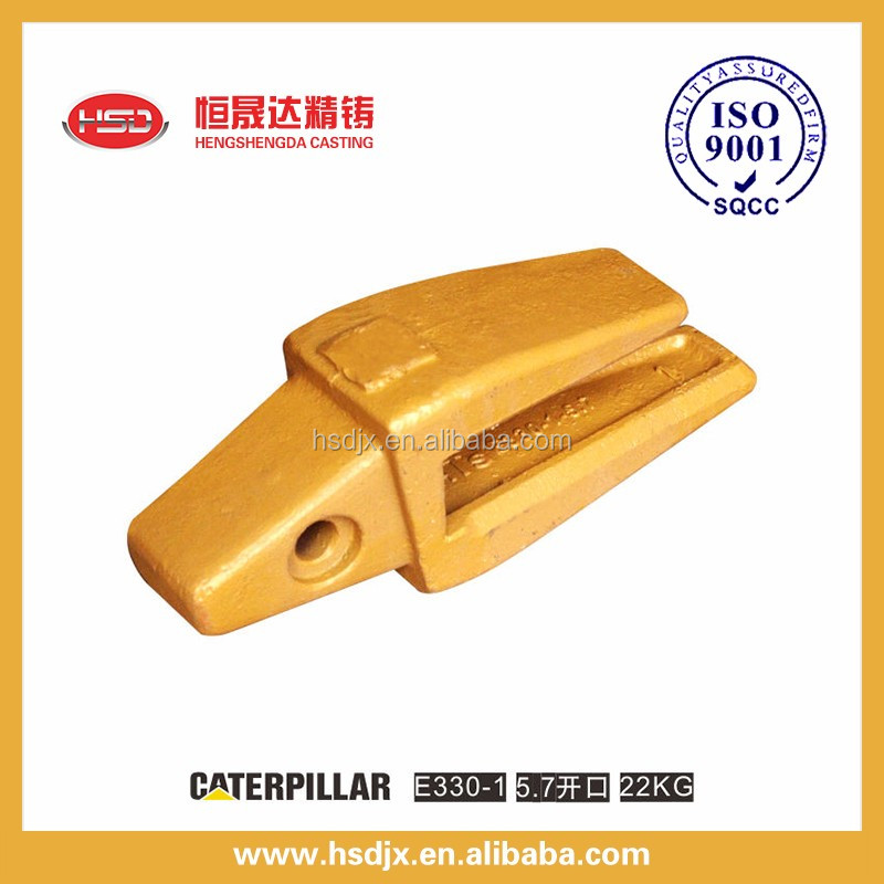 Hot selling ground engaging tools excavator spare part bucket adapter for E330 construction machine from China